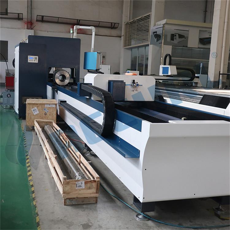 laserski stroj za rezanje cijevi