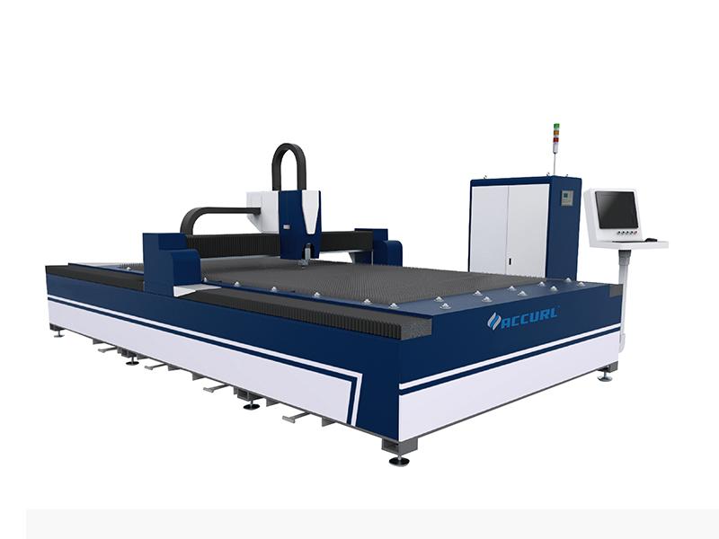 Kina najpoznatija ekonomična najpopularnija najbrža cijena QIGO strojeva za lasersko rezanje vlakana za rezanje metalnih listova
