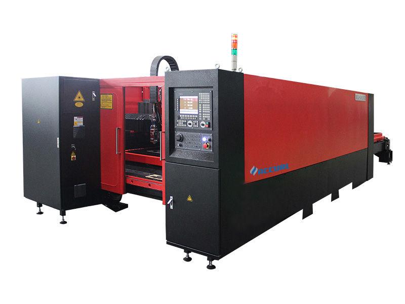 cnc stroj za lasersko rezanje metala