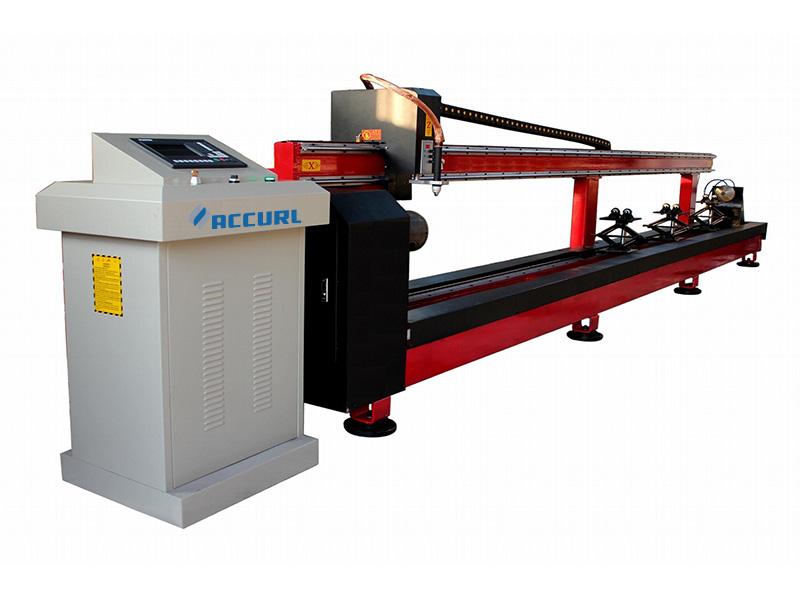 CNC stroj za rezanje cijevnih profila