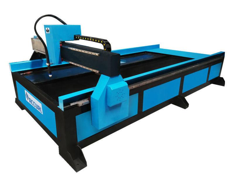 cnc dobavljači strojeva za rezanje plazmom