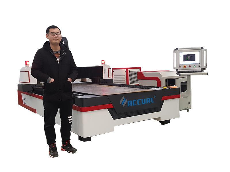 stroj za lasersko rezanje metalnih cijevi
